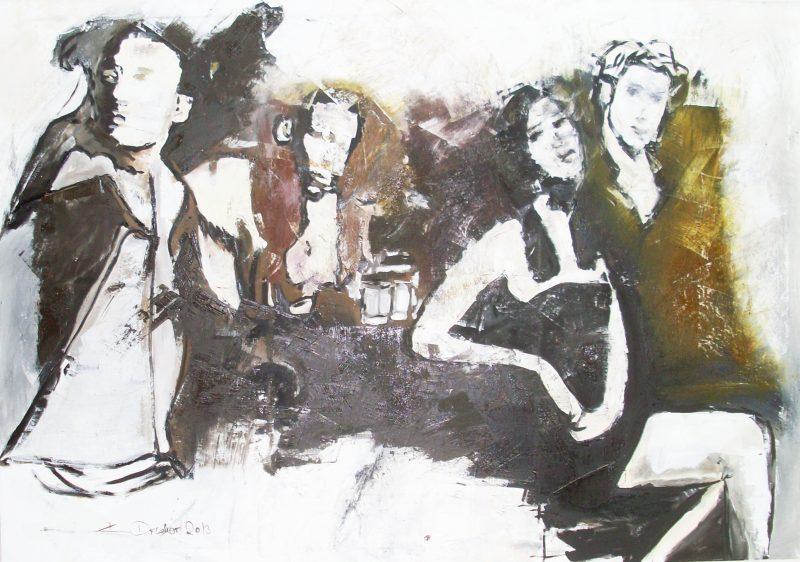 An der Bar